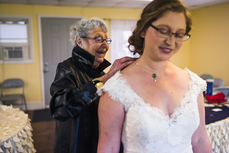 San Francisco Wedding Photography Villa Chanticleer grandmother smiling