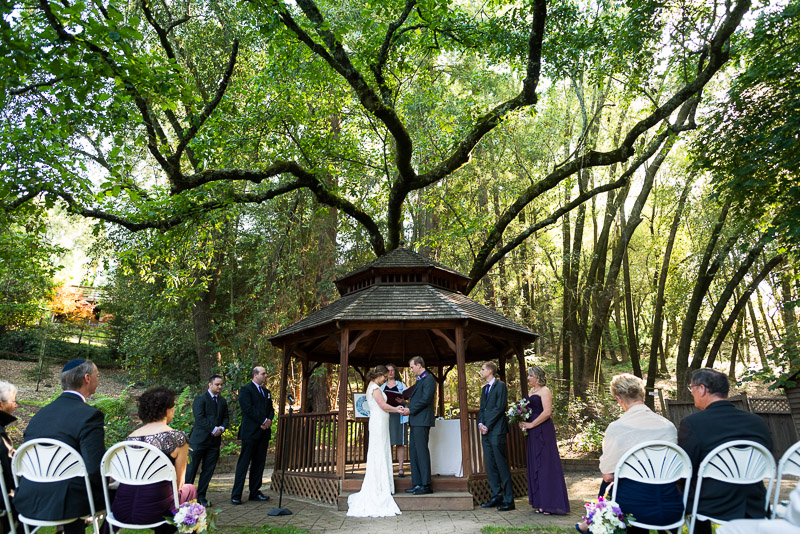 San Francisco Wedding Photography Villa Chanticleer beautiful tree