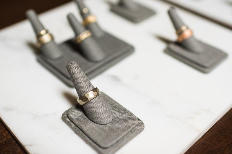 San Francisco Small Business Photography Kendra Renee Jewelry groom wedding ring