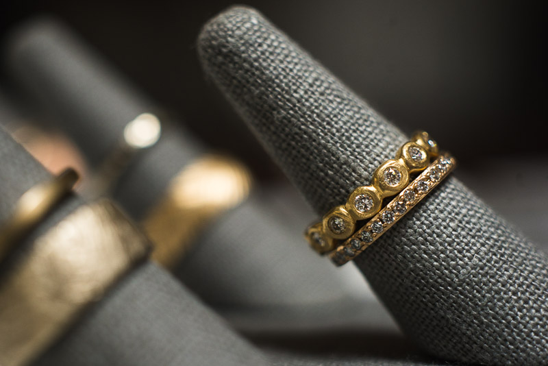 San Francisco Small Business Photography Kendra Renee Jewelry diamond ring