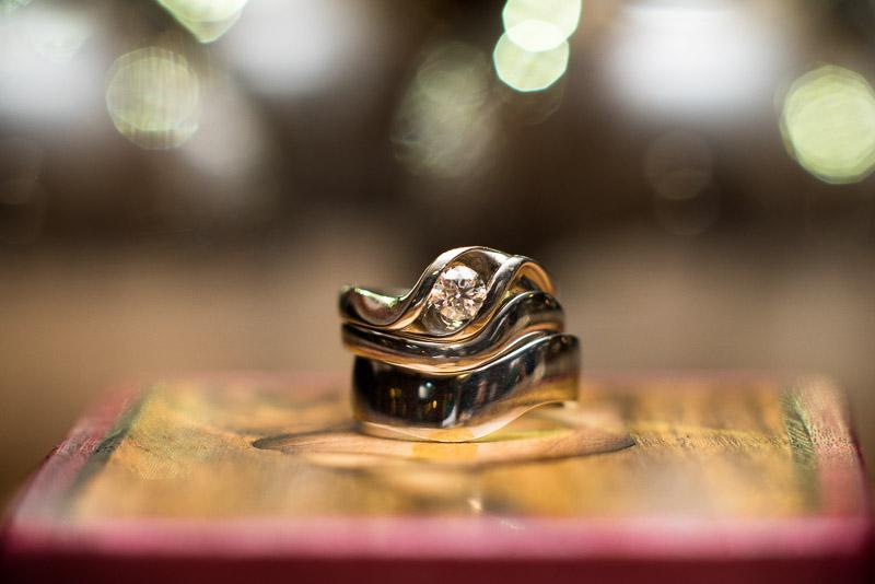 San Francisco Wedding Photography Villa Chanticleer wedding rings