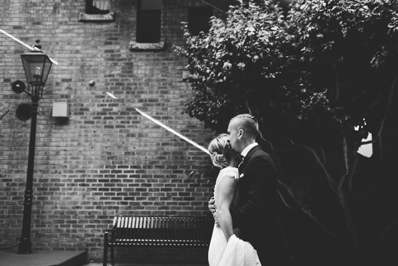 San Francisco Wedding Photographer Argonaut Hotel hug