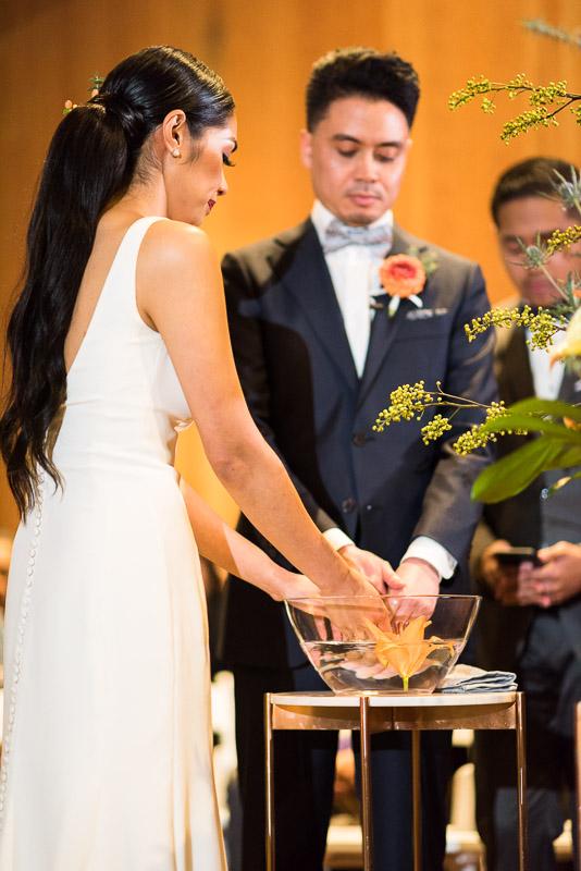 san francisco curiodyssey wedding washing hands