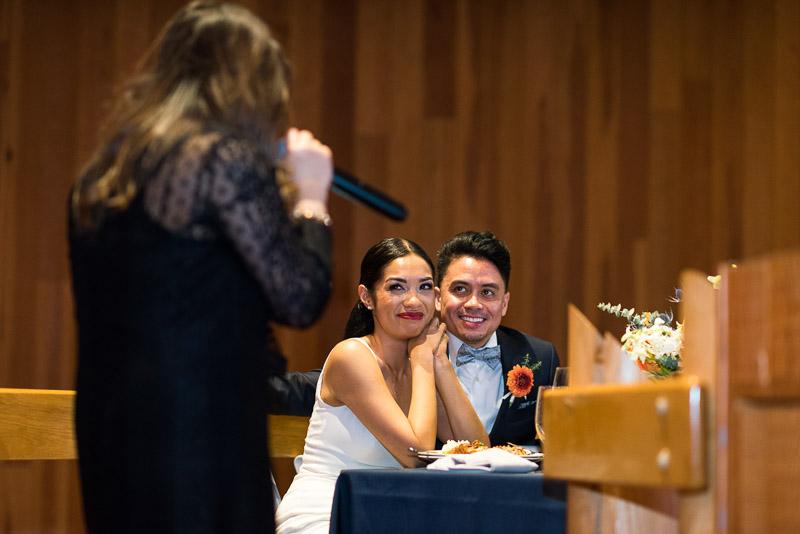 san francisco curiodyssey wedding friend toast