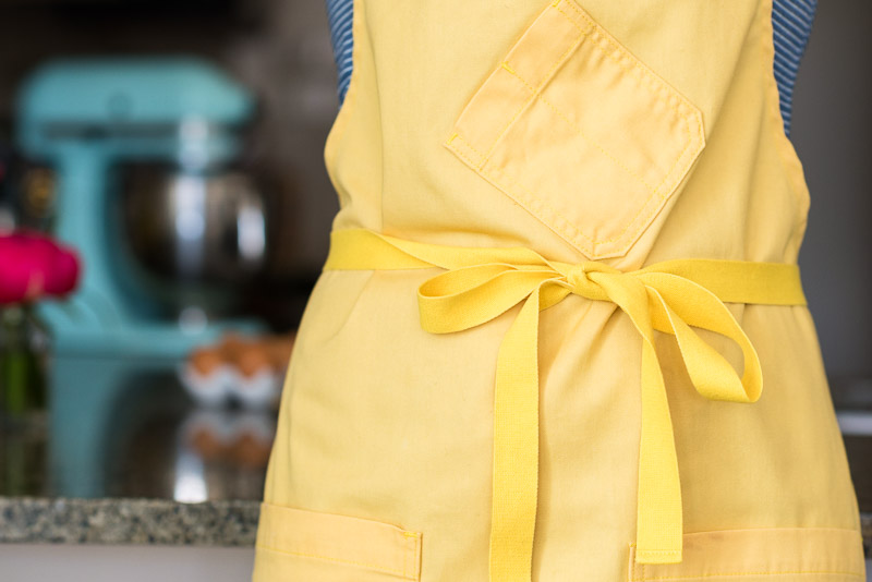 denver small business photography baking apron