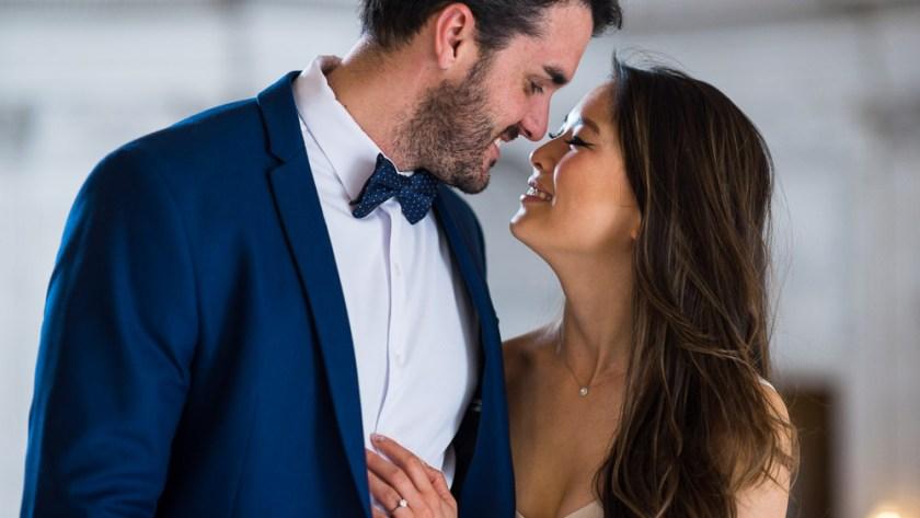 San Francisco City Hall Wedding Photographer elopement