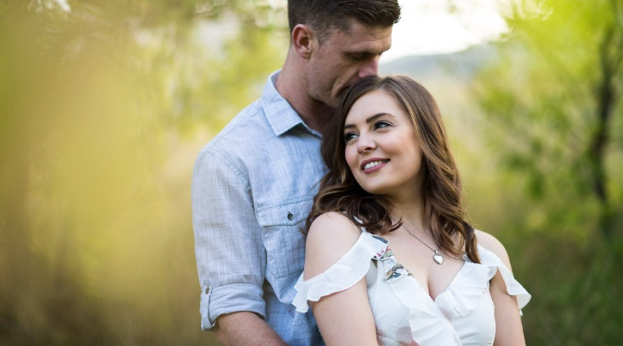 denver engagement photographer fall colors