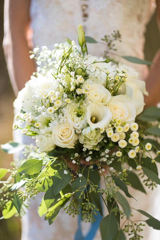Vail Wedding Photography Camp Hale bride bouquet