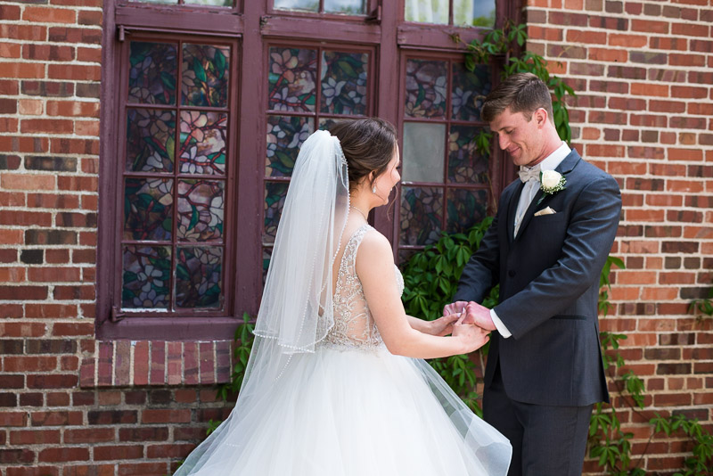 Denver Wedding Photography Wellshire Inn happy couple