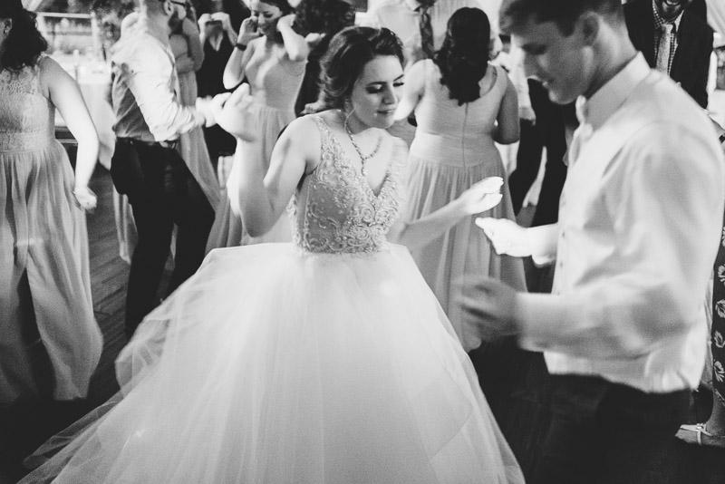 Denver Wedding Photography Wellshire Inn dancing bride