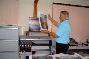 John Bradley Printing Giclee