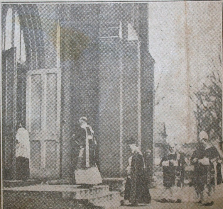 Bishop Maher Funeral