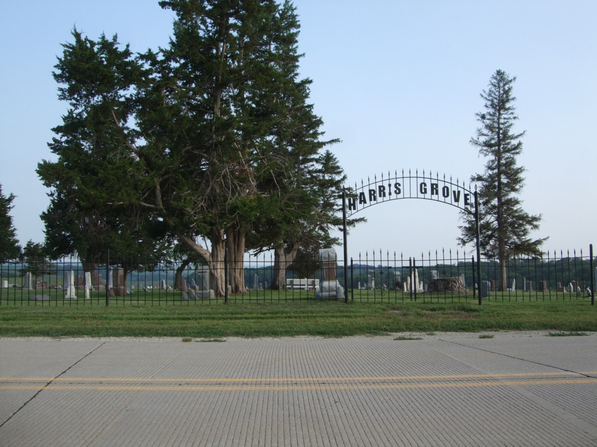 Harris Grove Cemetery