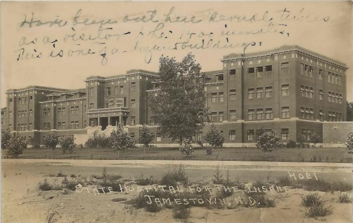 Jamestown Asylum