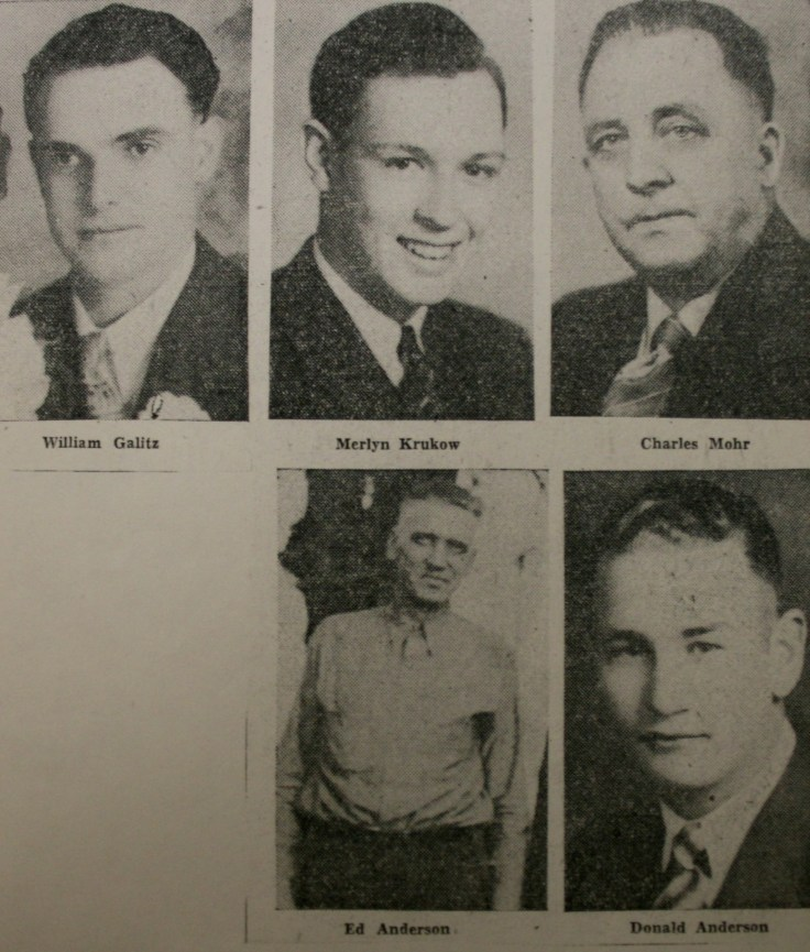 Five Fire Victims