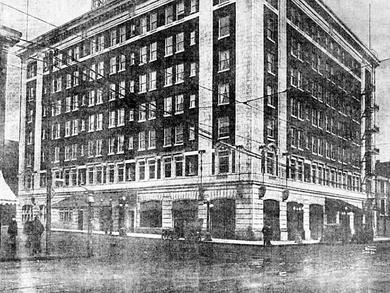 Blackhawk Hotel 1915