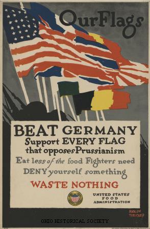 WWI Propoganda Ohio History Central