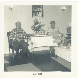 My Fraternal grandparents
