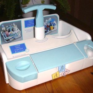 mothercare nursery caddy