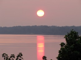 Tennessee River Sunrise