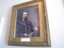 General Nathan B. Forrest at the Lloyd Tilghman House & Civil War Museum.