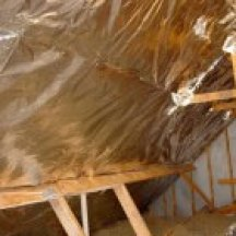 Radiant Barrier On Rafters
