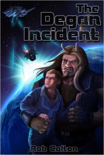 The Degan Incident by Rob Colton