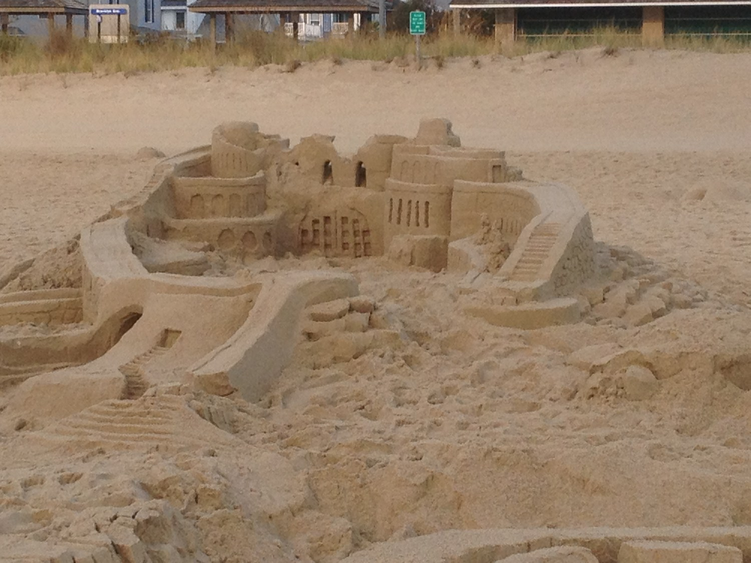 Sandcastle at Rehoboth Beach