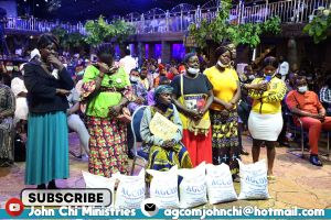 APOSTLE JOHN CHI DECLARES THAT THIS WOMAN IS NOT A WITCH gifts