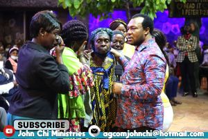 APOSTLE JOHN CHI DECLARES THAT THIS WOMAN IS NOT A WITCH united