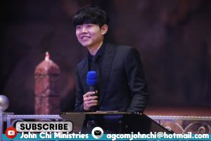 Evangelist HYEOK of the Ark of God's Covenant Ministry Preaching