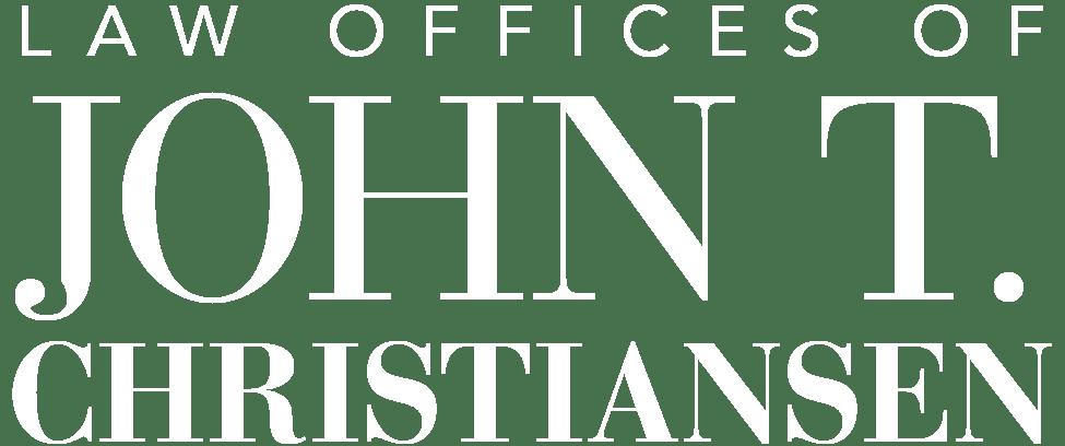 John T. Christiansen, P.L.