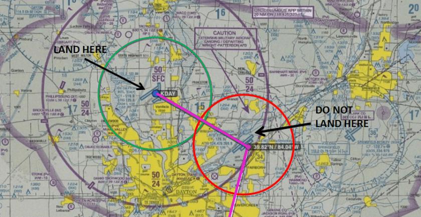 Dayton airports