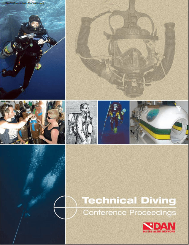 Tech Diving cover
