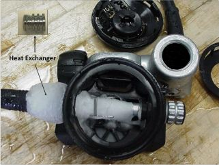 Heat Ex Regulator