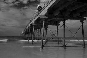 Under The Bridge, I Mean Pier