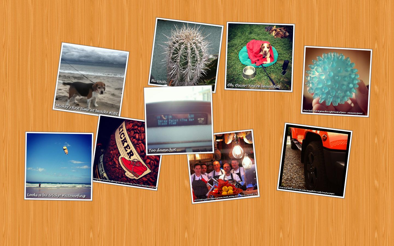 Put instagram photos on your desktop wallpaper with john s background switcher john 39 s adventures - Set video as wallpaper ...