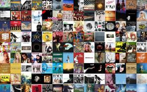 A Last.Fm Recent Album Mosaic