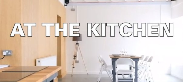Ecommerce website At The Kitchen