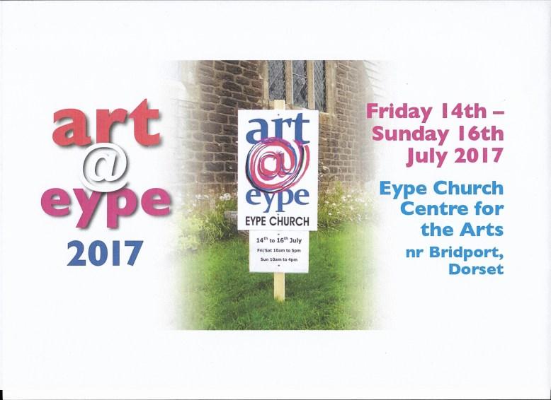 eype exhibition