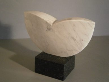 Stone Abstract Sculpture