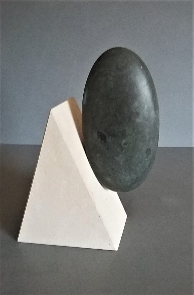 Stone Sculpture by John Davey