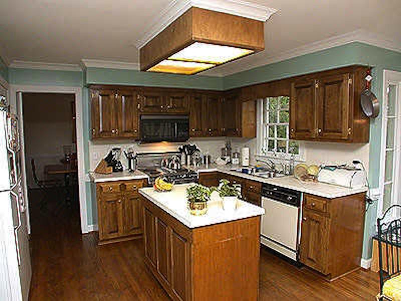 fluorescent kitchen lighting ideas aid double oven renovations | john del pizzo's blog