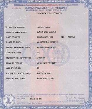 ingrid-atzl-nugent-va-birth-certificate