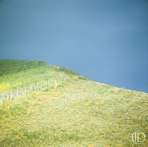 Colorado - $1600 - 16x16 Kodachrome Color C Print in 22x22 frame - Edition of 10