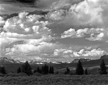 8-1991 Wyoming Countryside-4x5 T-Max 100 film-Linhof camera-T-Max RS developer.