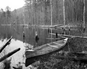 2-13-1993 Double Oak Moutain Lake-Hoover Alabama-Toyo 8x10M camera-250mm Fujinon WS lens-Ilford HP5+ 8x10 film-Kodak Tmax RS developer.