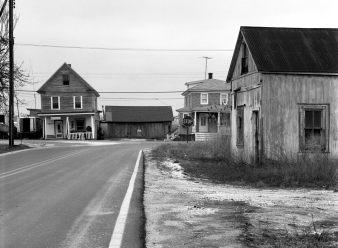 3-18-1984 New Jersey southern shore near Fortescue-Leaning store-Mamiya C330 camera-Kodak Plus X Pan 120 film-Kodak HC110B developer.