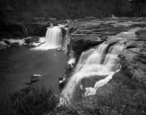 1-2010 Little River Canyon N.P.-Lookout Mountain-Alabama-Toyo 8x10M-8x10 film-PMK Pyro Developer