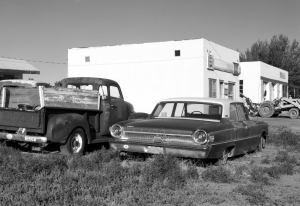 6-23-1990 Rural Wyoming-Linhof Technika 4x5 camera-150mm Schneider Symmar S lens-K2 filter-Kodak Tmax 100 4x5 film-Kodak HC110B developer.